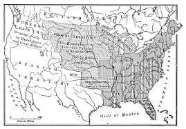 Blank Map Of Afro Eurasia by The Missouri Compromise Of 1820 Congressman Henry Clay Played A