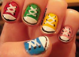 simple nail designs for short nails this is totally me