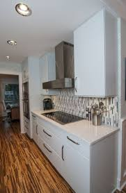 Modern Kitchen Cabinets Seattle Interior Design Cozy Pental Quartz With Sweet Flowers And White