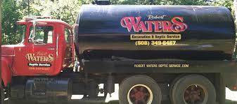 robert waters septic services serving the outer cape cod