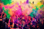 HOLI FESTIVAL OF COLORS | Andy Basile Insight