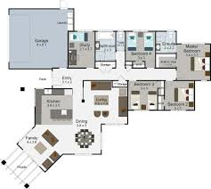 Home Builder Floor Plans by Tempo 4 Bedroom House Plan Landmark Homes Builders Nz Lake