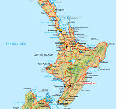 geography blog zealand north island geography coloring