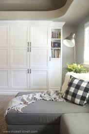 Ikea Bookshelves Built In by 1000 ιδέες για Ikea Built In στο Pinterest Ikea