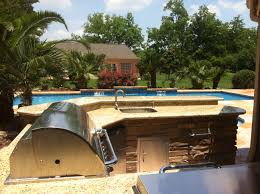 backyard designs with pool and outdoor kitchen with younvares