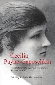 cecilia payne gaposchkin an autobiography and other recollections