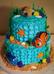 Finding Nemo Centerpieces by 40 Finding Dory Birthday Party Ideas Birthday Party Ideas