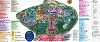 disneyland halloween map