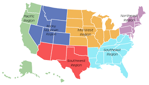 Map Of Northeast United States by Regions Of The United States For Kids Songs Stories Laughter