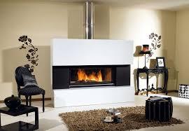 decorations fantastic black laminated modern fireplace decor