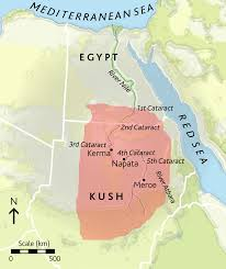 Egypt On A World Map by About Egypt