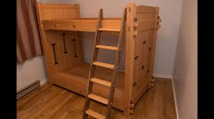 Coolest Bunk Beds Woodworking The Worlds Best Bunk Beds Youtube