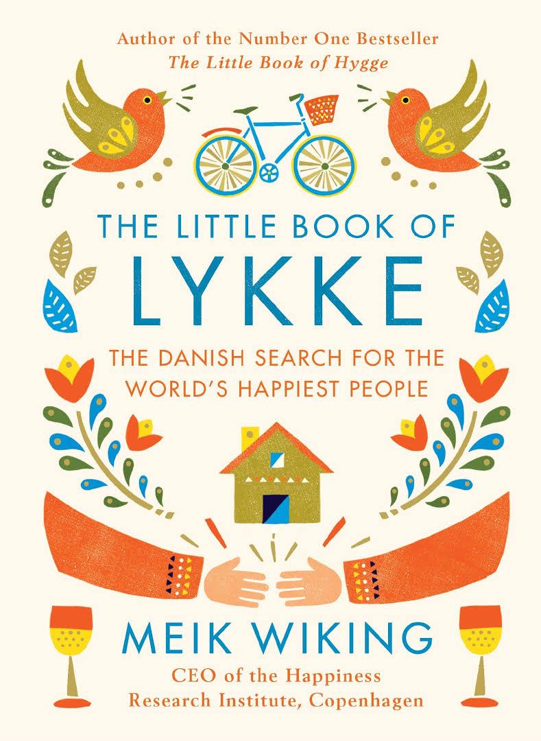 Imagini pentru the little book of lykke