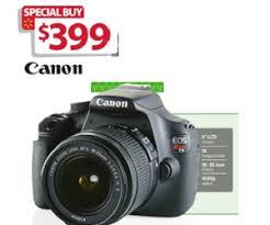 canon black friday sales canon rebel t5 dslr2 lens bundle deal at walmart u0027s black friday sale