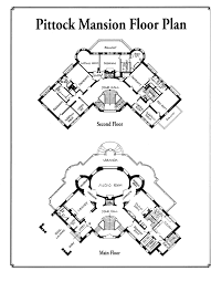 contemporary mansion floor plan reader eric revised the plans to a