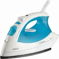 sogo ss 6210 electronic steam iron box steam iron price in india