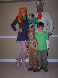 Halloween Costume Monsters Inc Family Group Halloween Costumes Scooby Doo Gang Mystery Inc