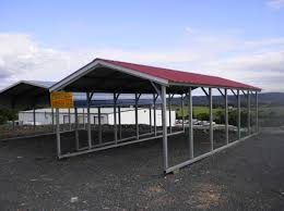 Carport Styles by Carports Michigan Mi Metal Carports Michigan Mi
