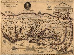 Map Of The New England Colonies by Pennsylvania Region Maps The 1650 U0027s