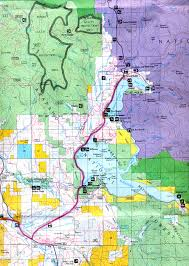 Map Of Utah And Colorado by Buy And Find Colorado Maps Bureau Of Land Management Hunting Units
