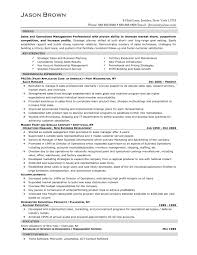Resume Examples Retail Manager by Resume Of Product Manager Resume For Your Job Application