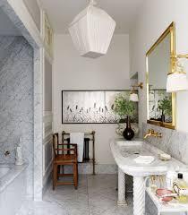 bathroom crystal chandeliers bathroom mirror glass window marble