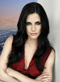 Courteney Cox Sharing Her Beauty Tips Online