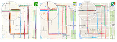 Google Maps Los Angeles by Transit Maps Apple Vs Google Vs Us U2013 Transit U2013 Medium