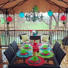 decorate your backyard on a budget with dollar store finds youtube