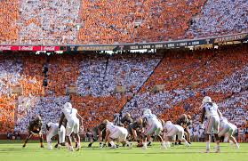 Neyland Stadium Map Gators Fall Flat End Streak Against Tennessee Espn 98 1 Fm