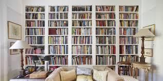 why we love built in bookshelves huffpost