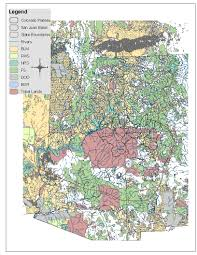 Colorado State University Map by Maps Colorado Plateau Cooperative Ecosystem Studies Unit