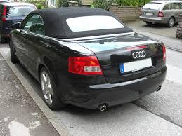 2008 audi a4 cabriolet partsopen