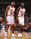 Michael Jordan and Scottie Pippen had a dance-off at Pippen's 47th ...