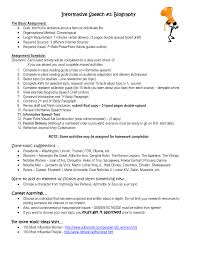 Informative Speech Essay Examples Informative Speech Essay