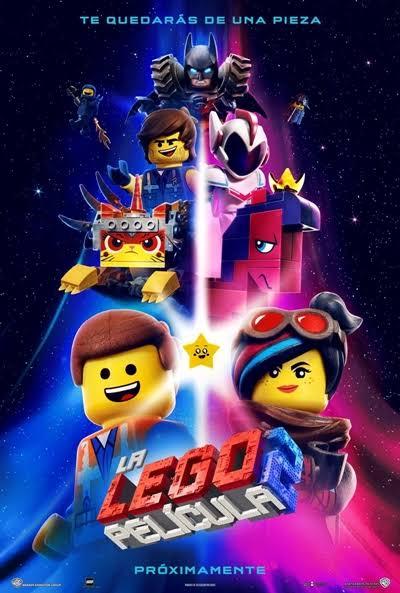 La LEGO película 2-cine-velasco-totana