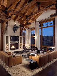 Lodge Living Room Decor by 159 Best Decor Lodge Images On Pinterest Chalet Style