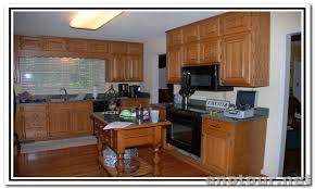 Old Wooden Kitchen Cabinets Updating Kitchen Cabinets Old Oak Kitchen Cabinet Update Updating