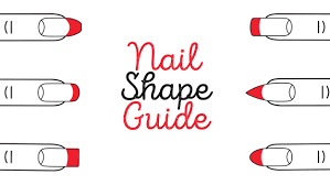 find your best nail shape almond nails oval nails coffin and