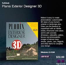 Planix Home Design Suite 3d Software Huguesjohnson Com Electronics Boutique Spring 1996 Cd Reference