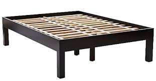 How To Build A Queen Platform Bed Frame by How To Convert A Platform Bed For A Box Spring U2014 Little House Big City