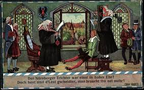 Künstler Ak Hans Boettcher, Nürnberg Bayern, Trichter, Spruch. ungelaufen, datiert 1923, Eckknick rechts oben, sonst guter Zustand. 4,00 €. inkl. gesetzl. - 530537