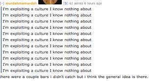 Reddit user describes Rap Genius
