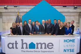 Superstore Home Decor Plano Based At Home Ipo Closes Flat Can Big Box Retailer Be