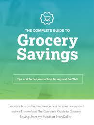 grocery guide your guide to seasonal grocery savings rachel cruze