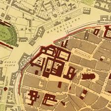 G Map Munich München 1832 S D U K Antique Map Battlemaps Us
