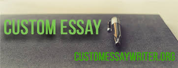 Custom Essay Writers   Quality and unique essay writing service