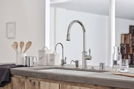 California Kitchen Design by California Faucets Is Simplifying Kitchen Design