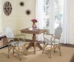 Safavieh Dining Room Chairs by Pe Wicker Armchair Dining Chairs Safavieh Com