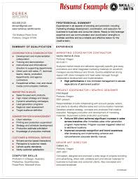 resume format for marketing professionals marketing coordinator resume samples free resume example and marketing coordinator resume example essaymafia com